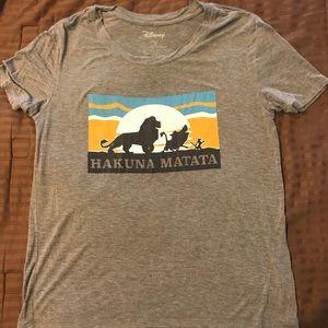 Lion king Disney shirt